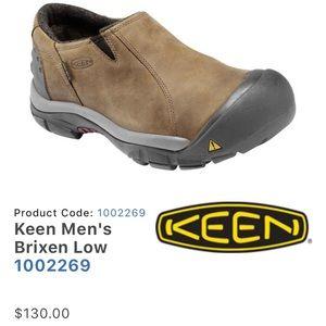 Keen Brixen hiking shoes